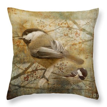 A Harbinger Of Changes 2015 Throw Pillow