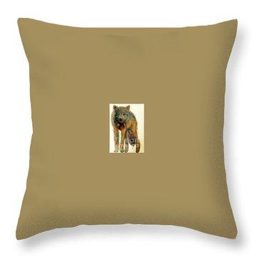 A Kindred Spirit Throw Pillow