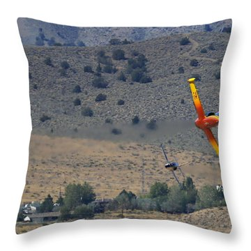 A Little Afternoon Fun Throw Pillow