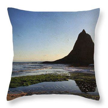 A Long Lonely Time Throw Pillow