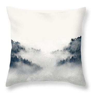 A Magical Thing Throw Pillow