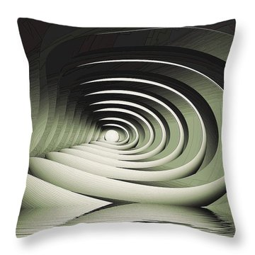 A Memory Seed Throw Pillow