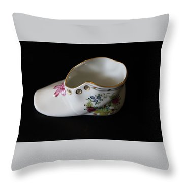 A Miniature Throw Pillow