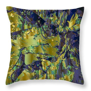 The Sweet Confusion Throw Pillow