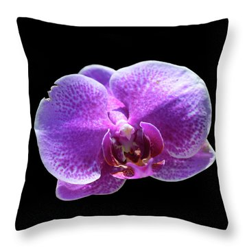 Throw Pillow featuring the photograph A Monster Within by Sally Sperry