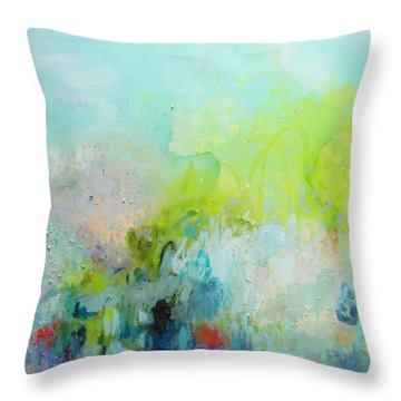 A Most Delicate Situation Throw Pillow