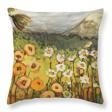 Pacific Northwest Throw Pillows