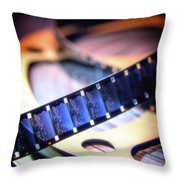 A Movie Anyone Throw Pillow