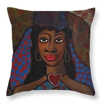 A Muse Me Throw Pillow