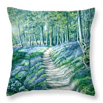 A New Awakening Throw Pillow