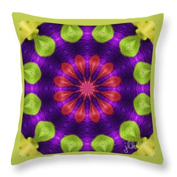 A New Hairstyle Throw Pillow