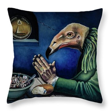 A New Order Throw Pillow