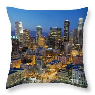 Downtown Los Angeles Home Decor