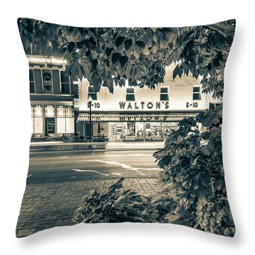 Dime Throw Pillows Fine Art America