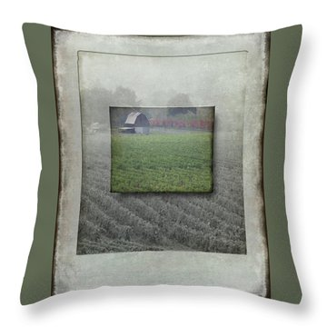 A Noir Tale Throw Pillow