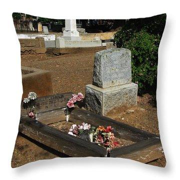 A Pauper Child Throw Pillow by Peter Piatt