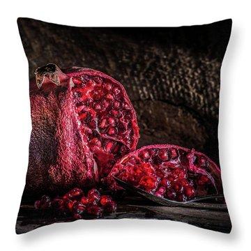 A Potential Jam Throw Pillow