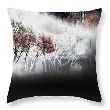 A Recurring Dream Throw Pillow