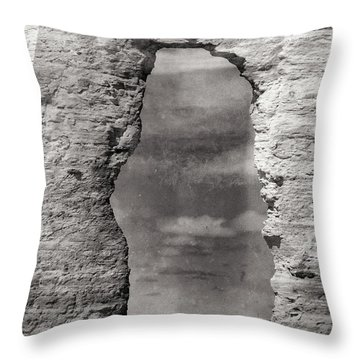 Throw Pillow featuring the photograph A Ride Through Time by Darren White