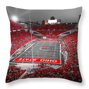 Columbus Throw Pillows