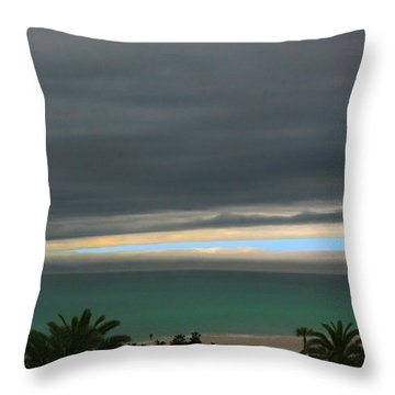 A Sliver Of Hope Throw Pillow