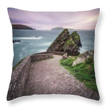 A Song For Ireland Throw Pillow