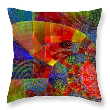 A Special Kind Of Love Throw Pillow