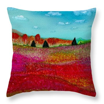 A Special Time Of Year Throw Pillow