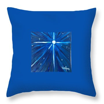 A Star Throw Pillow