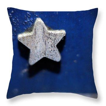 A Star Reborn Throw Pillow