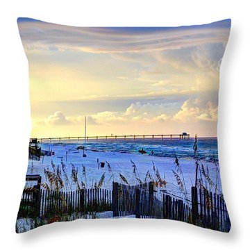 A Taste Of Heaven Throw Pillow