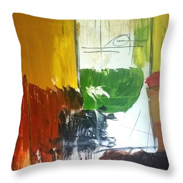 A Taste Of Home Throw Pillow