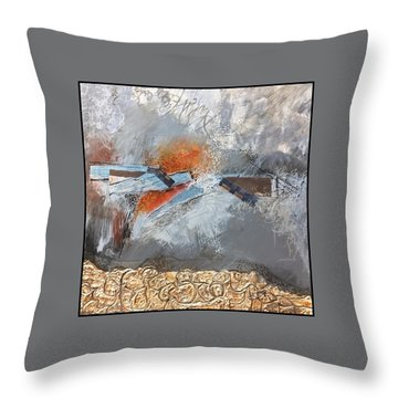 A Thousand Thoughts To Feel The Colors Throw Pillow