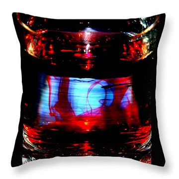 A Toast Throw Pillow