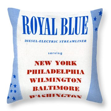 A Travel Treat For You Throw Pillow