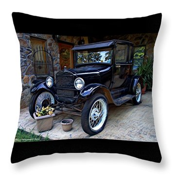 A True Classic Throw Pillow