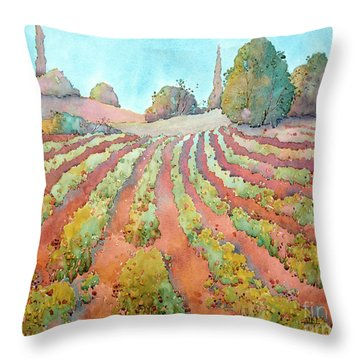 A Way Of Life Throw Pillow