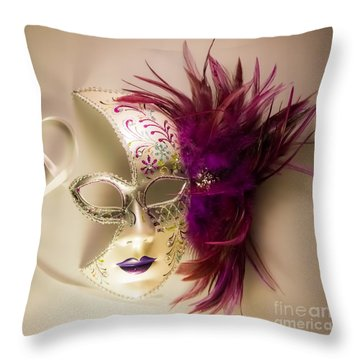 A Way To Hide Throw Pillow