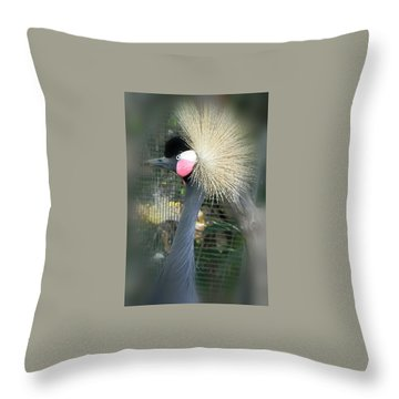 A Wonder Throw Pillow