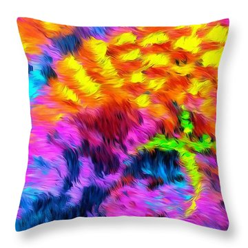 A Wonderful Hope Throw Pillow