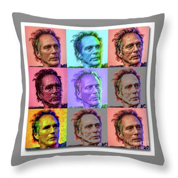 A Work Of Art Throw Pillow