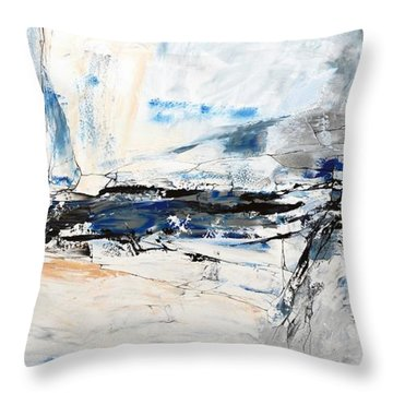 Ab37 Throw Pillow by Emerico Imre Toth