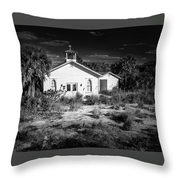 Throw Pillow featuring the photograph Abandon by Marvin Spates