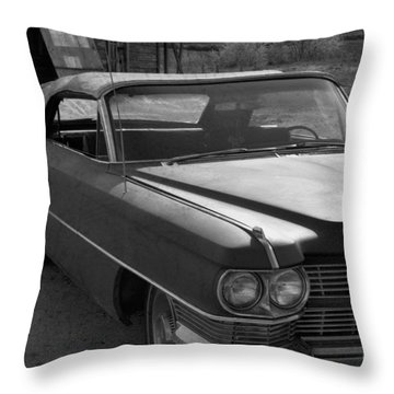 Abandoned Classic Throw Pillow by Richard Rizzo