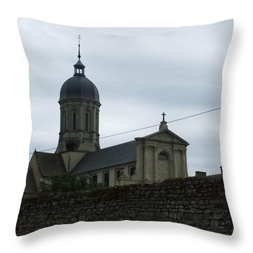 Abbey De Juaye Mondaye Throw Pillow