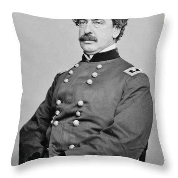 Abner Doubleday  Throw Pillow