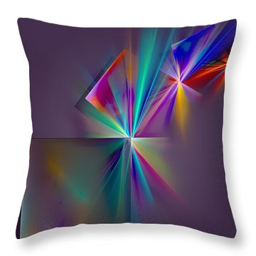 Abs 0578 Throw Pillow