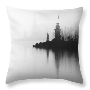 Absolute Beauty Throw Pillow