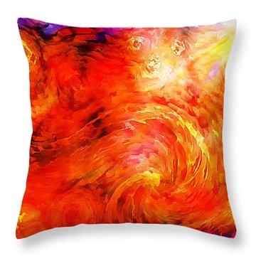 Absolution #2 Throw Pillow