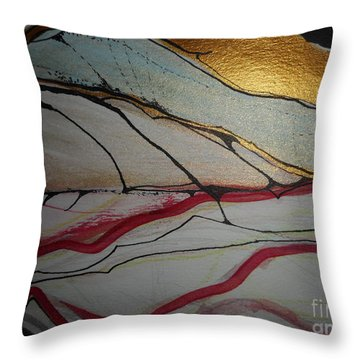 Abstract-12 Throw Pillow